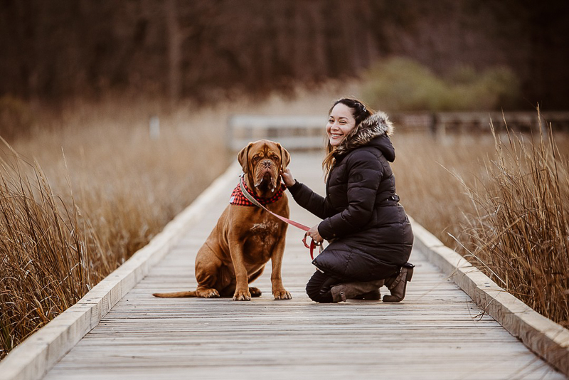love between dogs and humans, ©Erin Cynthia Photography - Lifestyle dog photography