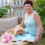 Best (Wedding) Dog:  Lizzie the Cockapoo | The Bahamas