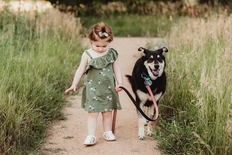 best friends: girl and her dog, ©Good Morrow Photography | lifestyle dog and kid photography