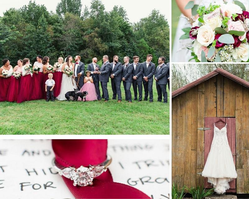wedding details | ©Megan Rei Photography, Richmond, VA