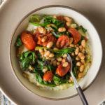 Vegan Savory Italian Styled Grits Recipe