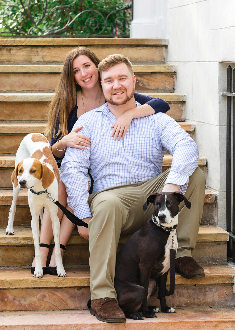 dog-friendly family photos, | Charleston Photo Art