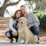 Engaging Tails:  Buoy the Golden Retriever | Charleston, SC