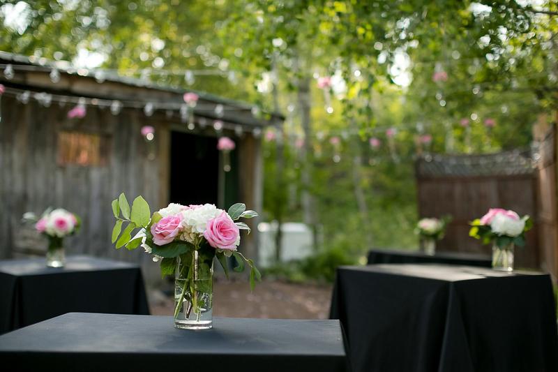 rustic wedding ideas | ©Jeannine Marie Photography, The Little Cloquet Clove, Duluth, MN