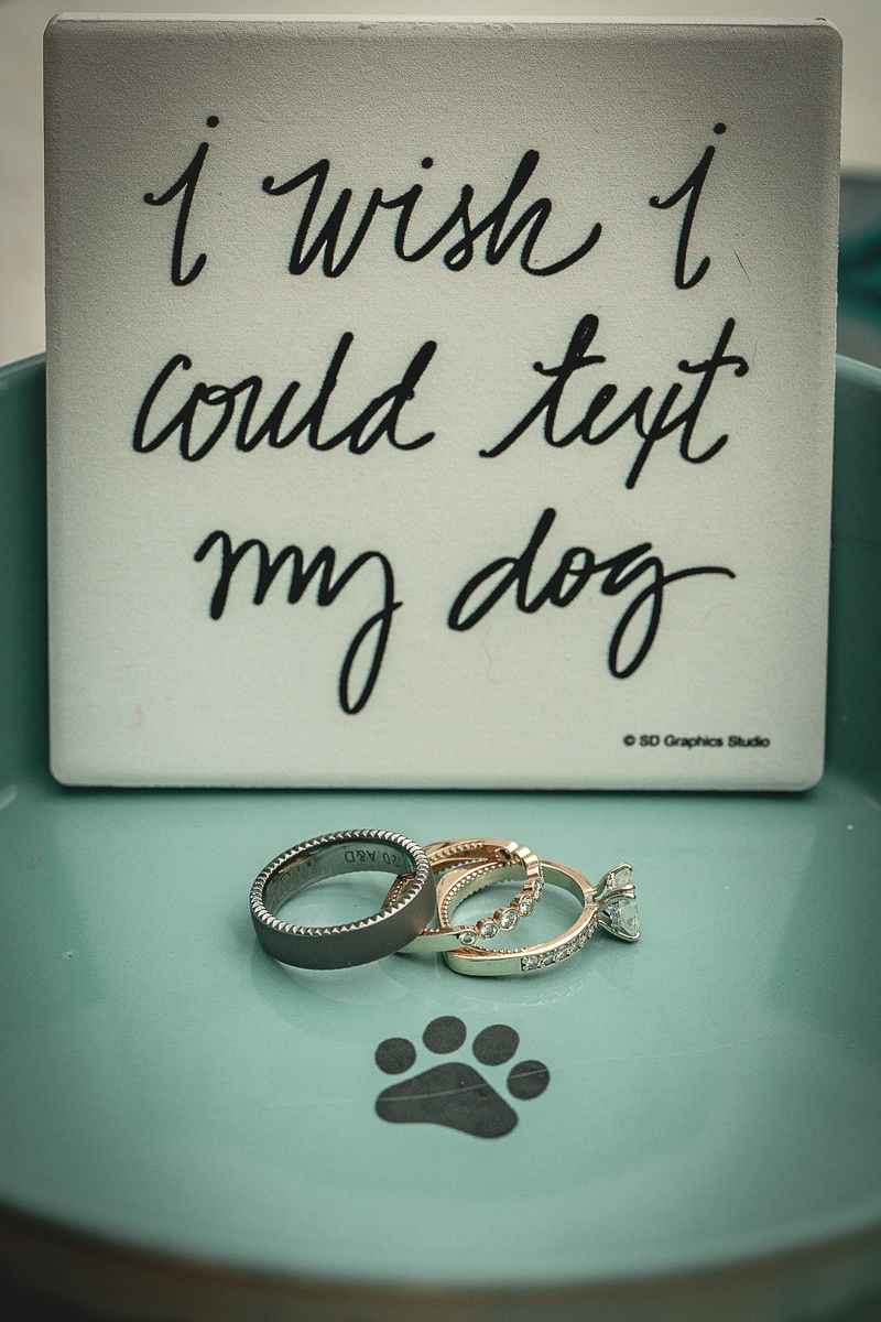 dog lovers, ring shot ideas   Nada Khalaf-Jones