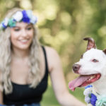 Happy Tails:  Luna the Mixed Breed | Allaire State Park