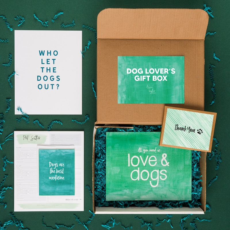 stationery gift for dog lovers, ©Alice G Patterson Photography