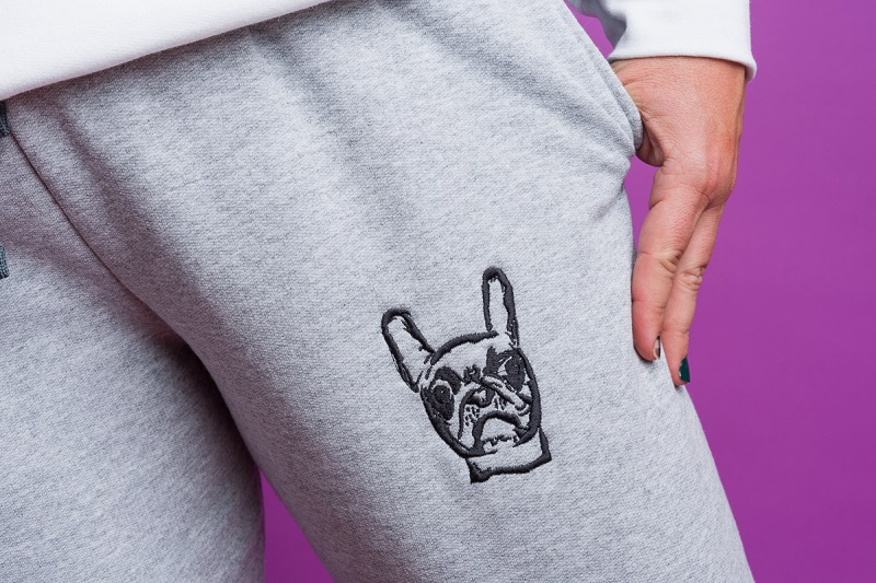 Noble Friends custom embroidered outerwear, ideas for pet lovers