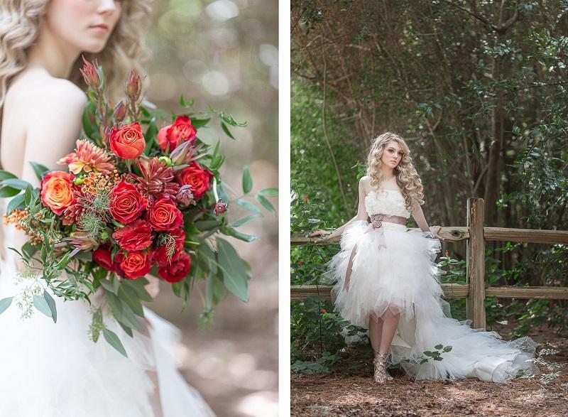 bridal portraits | ©C. Baron Photography