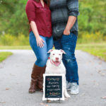 Dog-friendly Engagement Portraits | Virginia Beach, VA