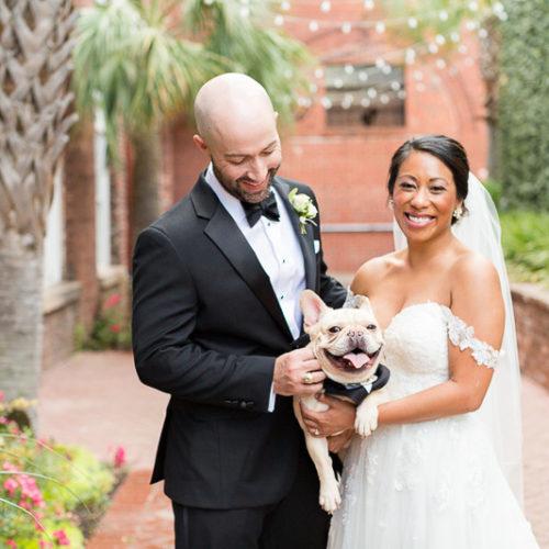 Best (Wedding) Dog:  Jenkins the Frenchie | Columbia, SC