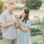 Dog-friendly Engagement Session | Lancaster, PA