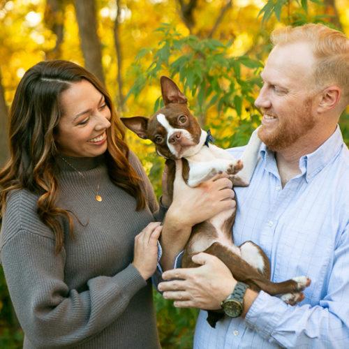 Puppy Love:  Otis the Boston Terrier | Nashville, TN