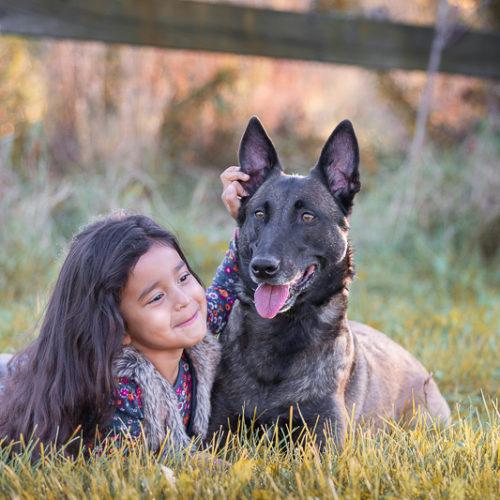 Kids & Dogs | Toronto Pet and Family Portraits