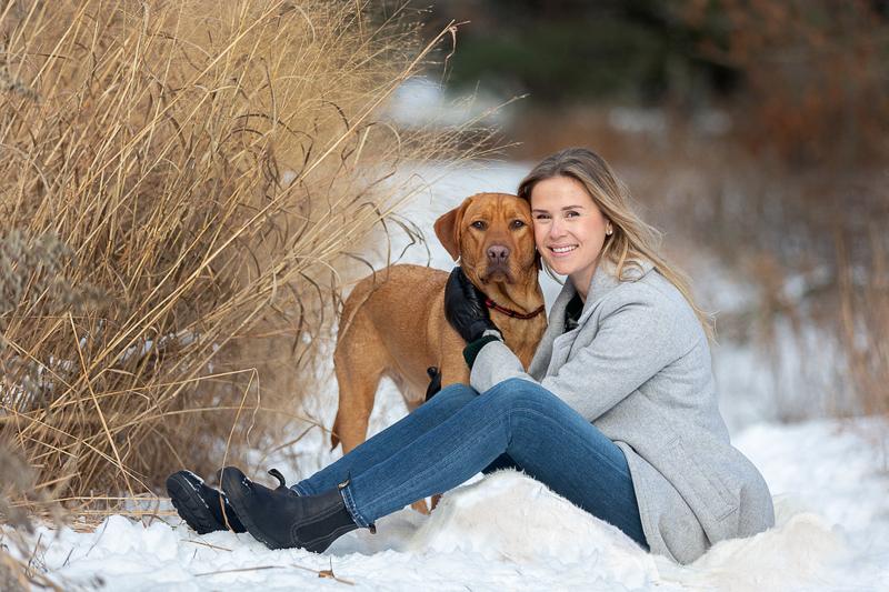 bond between woman and dog, lifestyle dog-friendly photography, ©Terri J Photography, Toronto, Ontario