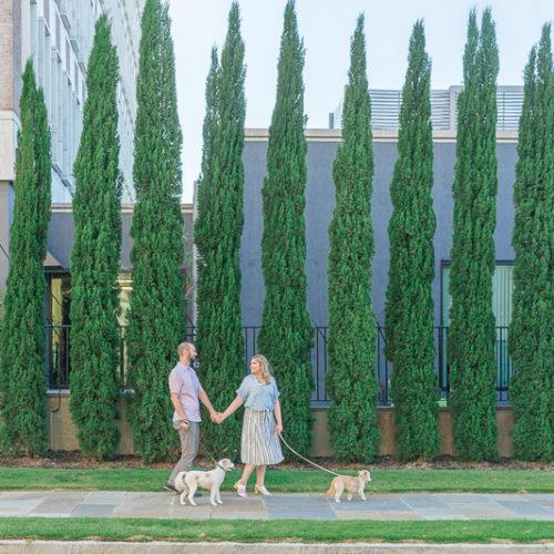 Dog-friendly Family Photos  | Charleston, SC