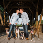 Family Photos with Boxers | Montgomery, Texas