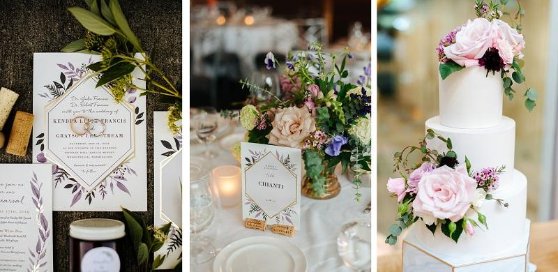 gorgeous wedding details, ©J Tobiason Photography   PNW wedding photographer, Woodinville, WA