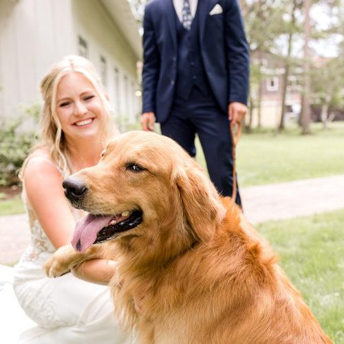 dog-friendly wedding ideas