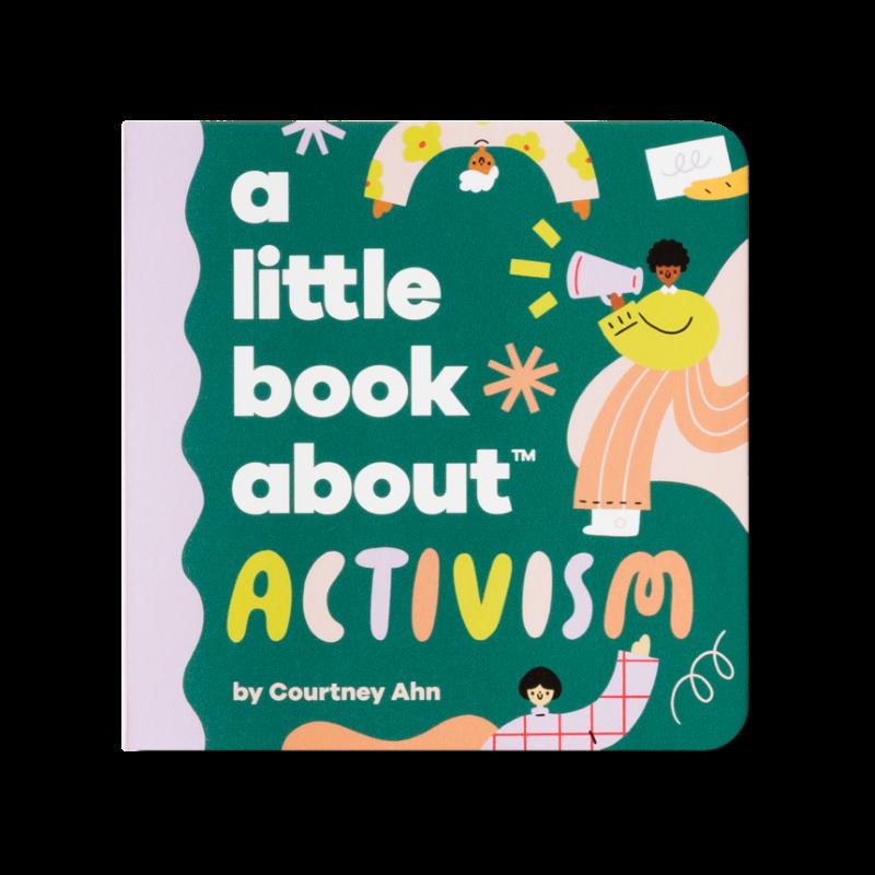 a little book about activism | Courtney Ahn